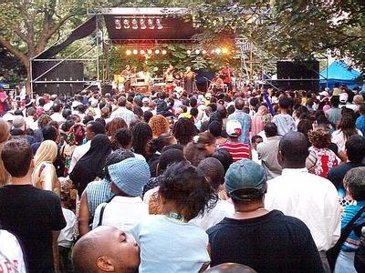AFROFEST festival in Toronto