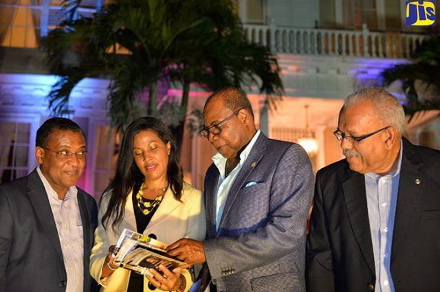 the launch of the first gastronomy centre Devon House covered by vision caribbean news toronto