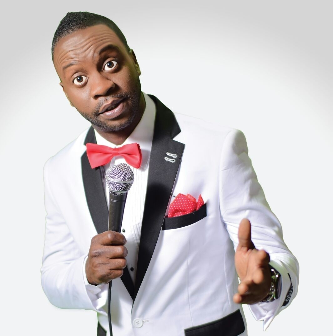 Johnny live comedy bar series captured by Vision Newspaper Jamaican News