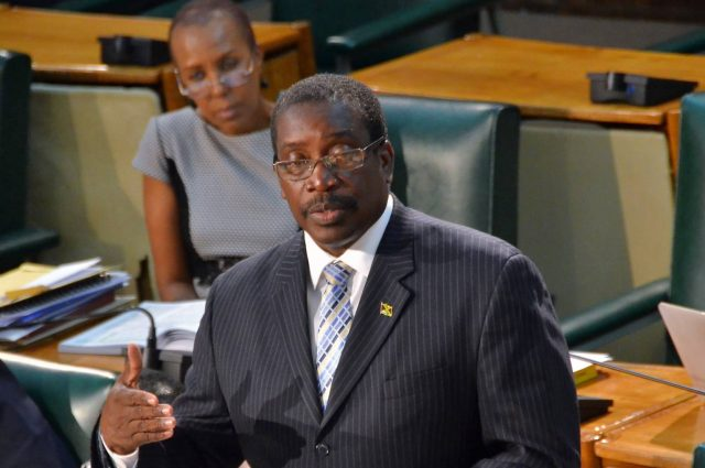 Security forces discussing crime reduction with Vision Newspaper Jamaican News
